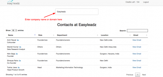 easyemail find anyone email id