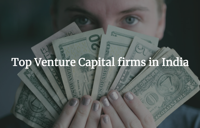 Top Venture Capital firms in India with contacts