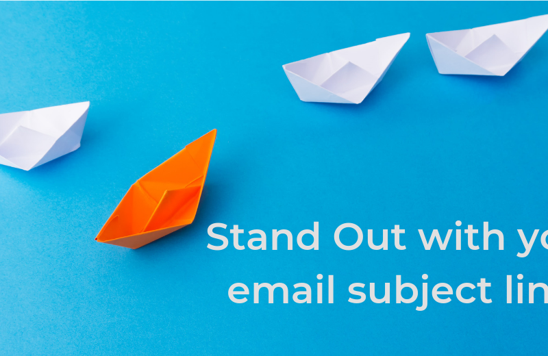 25 Cold email subject lines we used and got 70% open rates