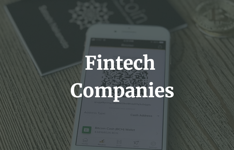 Top 50 Fintech (Financial Technology) companies in India.